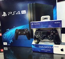 Sony PlayStation 4 Pro 1TB Black в iPeople
