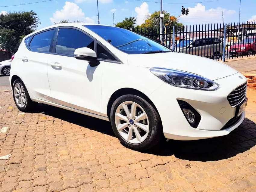 2018 ford fiesta Ecoboost Automatic