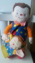 Interaktywny Klaun Mr Tumble 34cm/ Pacynka 17cm/ Something Special