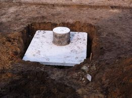 Szamba betonowe, zbiorniki na ścieki, zbiornik betonowy na szambo