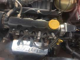 I'm selling a corsa lite Bakkie's 1,4 engine with leather sits and can