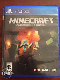 Minecraft PlayStation 4 edition PS4 Game 0