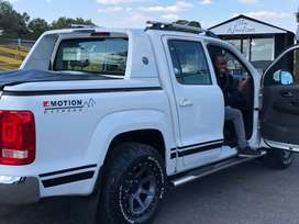 Bakkie is not an ordinary one, it's worth its price