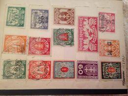 znaczki stare niemieckie
