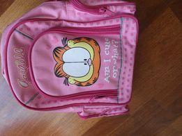 Plecak z Garfieldem