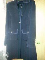 очень стильное кошимированное пальто.