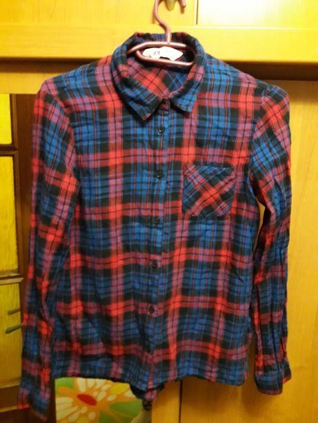 Байковые рубашки для девочки H&M Новая Каховка - изображение 3