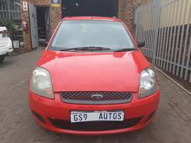 2007 ford feista 1.4