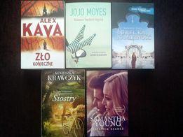 Książki różne - stan bardzo dobry!
