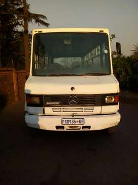 Mercedes 26 seater Bus