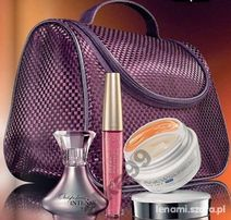 Avon nowa kosmetyczka kuferek Red Vanity