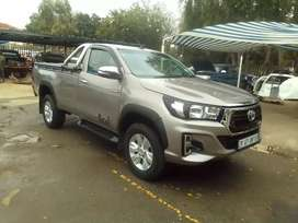 Toyota Hilux gd6 single cab