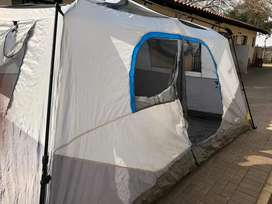 10 person easy up camping tent without top piece