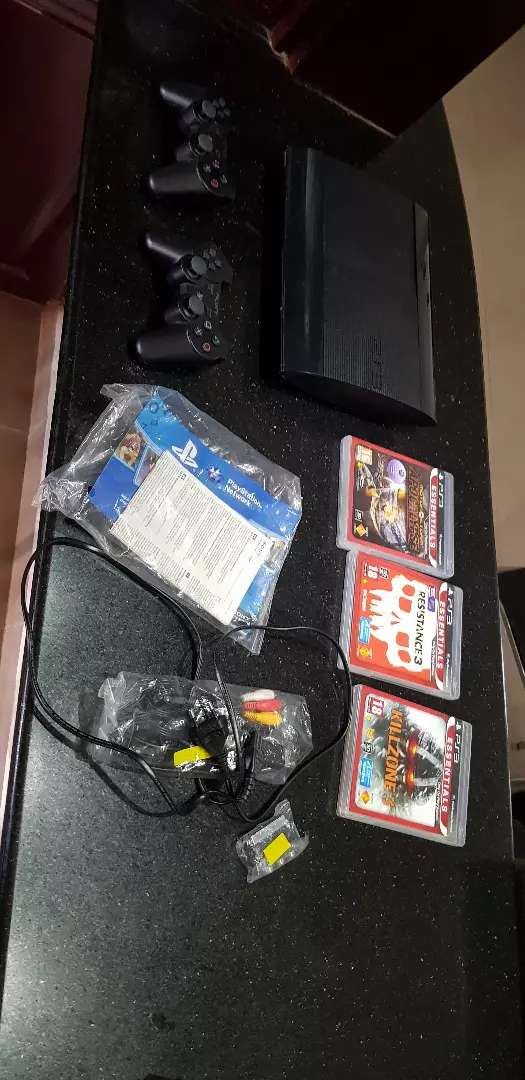 PS3 - Used 1 month 0