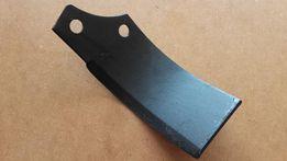 Nóż lewy prawy Noże glebogryzarka BOMET STRUMYK typ włoski WYSYŁKA