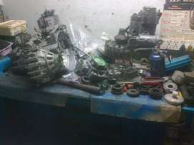 VW GOLF/JETTA 123 POLO1 GEARBOXES