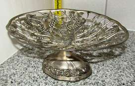 Ornamental Metal Fruit Basket