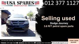 Dodge Journey 3.6 R/T 2007-19 used spare parts for sale