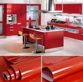 Furniture wrapping material