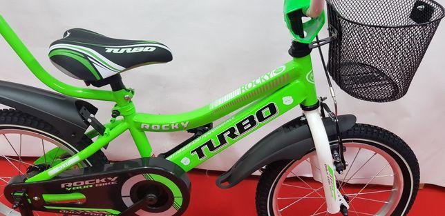 Rower BMX Rocky koła 16 cali Piła - image 3