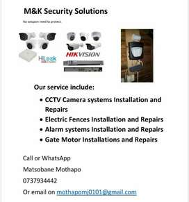 M&K Security Solutions