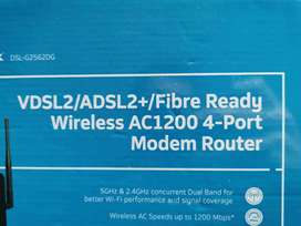 D link ADSL router for sale