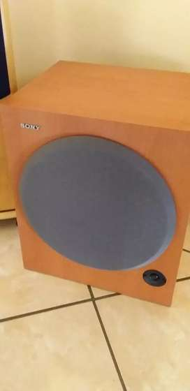 I'm looking for a  sony subwoofer