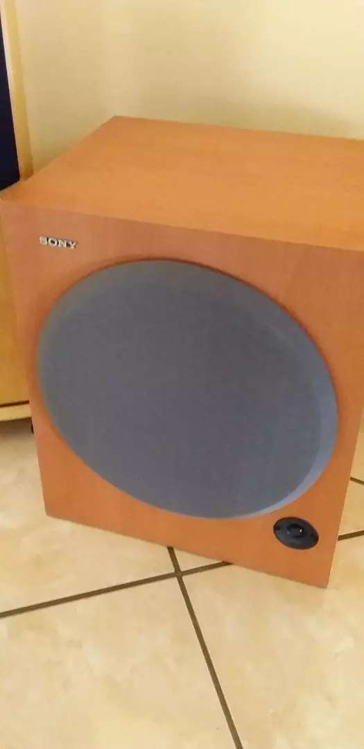 I'm looking for a  sony subwoofer 0