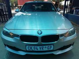 BMW 3 series 2013 model available for sale now in perfect condition