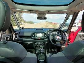 Fiat 500L Mileage 52k only 2015 New Condition