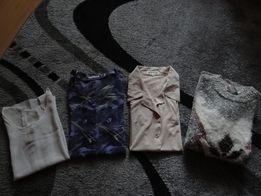 Zestaw bluzek damskich XXL-2szt. plus sweterek XXL