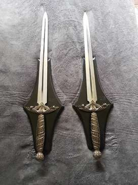 Display swords