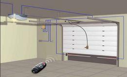 Ремонт и монтаж(установка) автоматики для ворот,ролет,секционных ворот