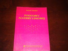 Podstawy algebry liniowej