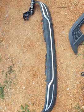 Mercedes Benz w205 rear difuser for sale