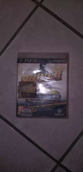 Ps3 game (driver)