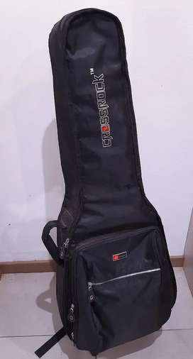 Guitar+guitar bag+stand+tuner+extra strings+capo