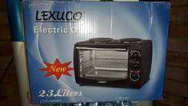 Lexuco 2 plate Electric Oven