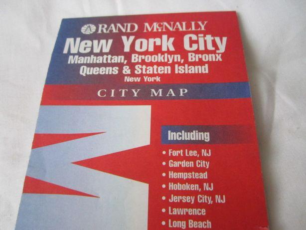 mapa New York City / Nowy Jork Świdnica - image 4