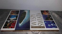 Wyspy świata -piękna książka