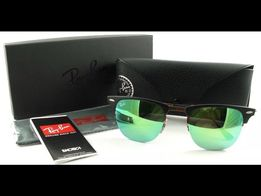 Солнцезащитные очки RAY-BAN 8056 Clubmaster LightRay Оригинал