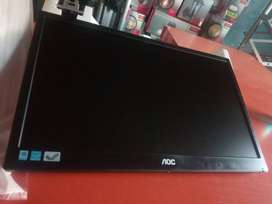 BRAND NEW AOC LCD COMPUTER MONITOR