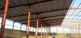Steel Structure all size are available