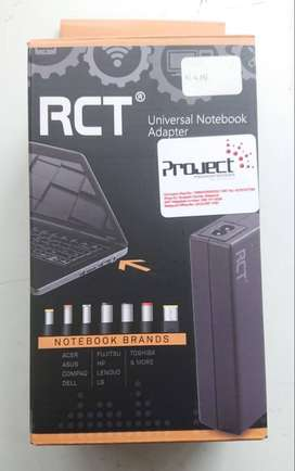 RCT Universal Notebook Adapter 90W