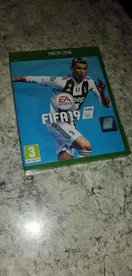 Fifa 19 for sale on Xbox one