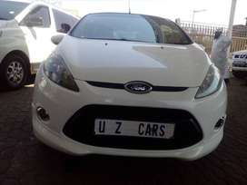 2012 Ford Fiesta 1,6i Magnet engine