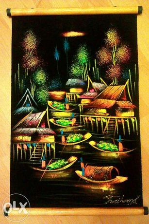 Картина из Таиланда