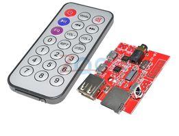 Модуль Bluetooth MP3 декодер с усилителем 2Х3Вт