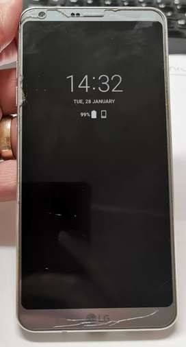 LG G6 in good condition