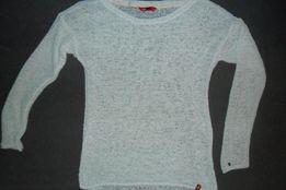 Sweter biały roz. M